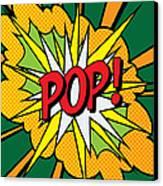 Pop Art 4 Canvas Print by Gary Grayson