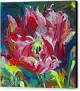 Poppy's Secret  Canvas Print
