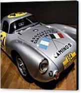 Porsche 550 Le Mans Canvas Print