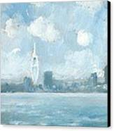 Portsmouth Part One Canvas Print by Alan Daysh