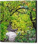 Poudre Walk Canvas Print by Baywest Imaging