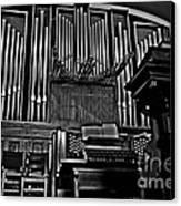 Praise Him Canvas Print by Scott Allison