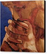Prayer Canvas Print