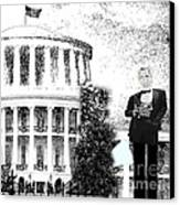 Presidential Canvas Print
