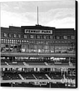 Press Box Canvas Print by Jonathan Harper