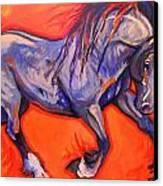 Pride Canvas Print by Jenn Cunningham