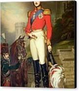 Prince Albert Canvas Print by John Lucas