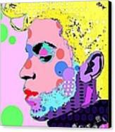 Prince Canvas Print by Ricky Sencion
