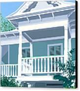 Prince Town Canvas Print