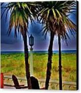 Promenade Canvas Print by Helen Carson
