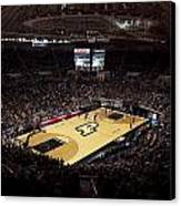 Purdue Boilermakers Mackey Arena Canvas Print by Replay Photos