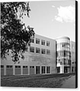 Purdue University Discovery Learning Center Canvas Print by University Icons