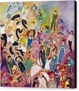 Purim Canvas Print