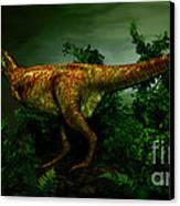 Pycnonemosaurus Was A Carnivorous Canvas Print