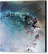 Quantum Leap Canvas Print by Petros Yiannakas