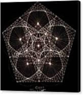 Quantum Star II Canvas Print