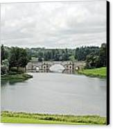 Queen Pool Blenheim Canvas Print
