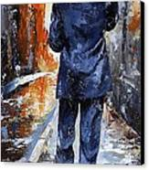 Rain Day #20 Canvas Print by Emerico Imre Toth