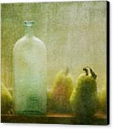 Rainy Days Canvas Print by Amy Weiss