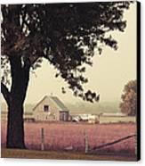 Rawdon's Countrylife Canvas Print by Aimelle