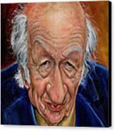 Ray Harryhausen Canvas Print