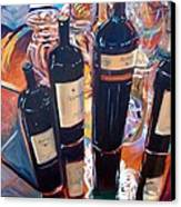 Raymond Vineyards Crystal Cellar Canvas Print