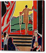 Red Cross Poster, 1919 Canvas Print by Granger