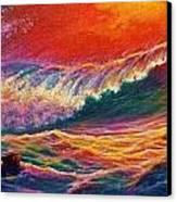 Red Mist Canvas Print by Joseph   Ruff