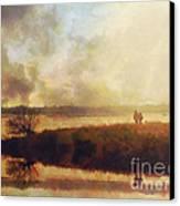 Reflections Canvas Print by Pixel Chimp