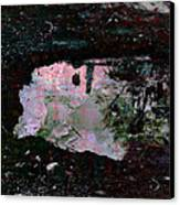 Reflective Skylight On A Small Pond Of Water # 1 Canvas Print