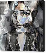 Reincarnation Canvas Print by Ursula Freer