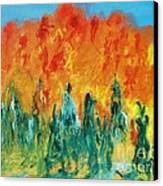Renewal Canvas Print by Mounir Mounir
