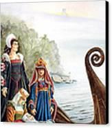 Reunited In Summerland Canvas Print