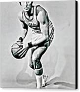 Rick Barry Canvas Print