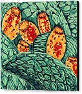 Ripe For Picking Canvas Print by Maria Arango Diener