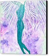 Rise Above Canvas Print by Judy M Watts-Rohanna