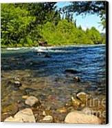 River Of Song  Canvas Print by Tim Rice