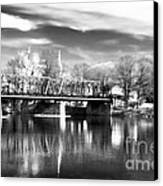 River View In New Hope Canvas Print