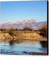 River View Mesilla Canvas Print