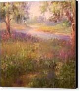 River Walk Major Canvas Print