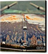 Roadside Relic Canvas Print