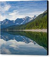 Rocky Mountain Moment Canvas Print by Laura Bentley