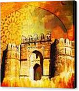 Rohtas Fort 00 Canvas Print