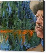 Roosevelt Canvas Print by Deborah Allison