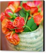 Roses Canvas Print by Lisa Phillips