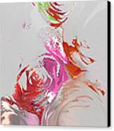 Roses Canvas Print by Soumya Bouchachi