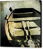 Rowboat Canvas Print