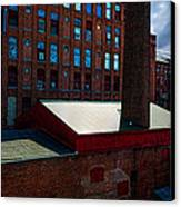 Roy Hill Mill  Canvas Print by Bob Orsillo