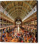 Royal Exhibition Building IIi Canvas Print by Ray Warren