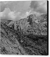 Rocky Landscape Canvas Print